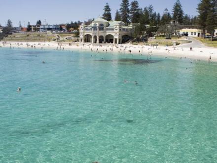 Perth Cotesloe Beach